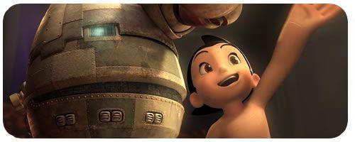 Problemas com Astro Boy Astroboymovie