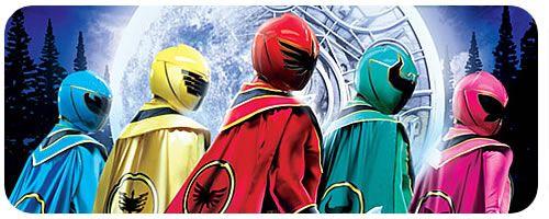 Power Rangers Forca Mistica E Da Globo Jbox