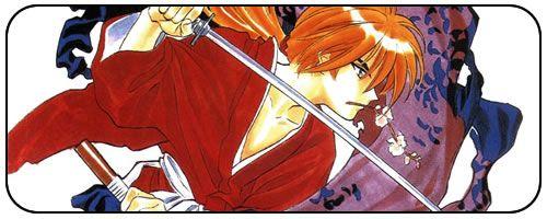 De Olho no Japão: Samurai X Ganha Novo Mangá. Samuraix