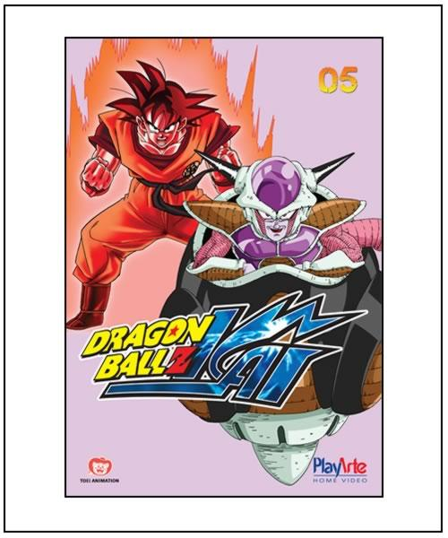 PlayArte Lança Novo Box de Dragon Ball Kai. Kai5