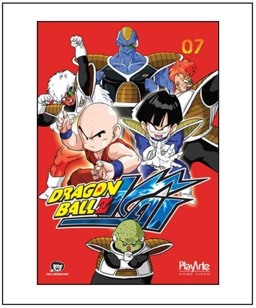 PlayArte Lança Novo Box de Dragon Ball Kai. Kai7
