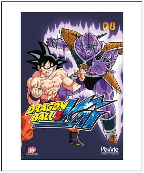 PlayArte Lança Novo Box de Dragon Ball Kai. Kai8