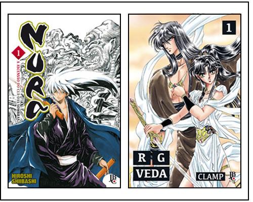 Nas Bancas: Novidades da Semana Mangas2