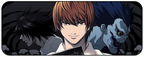 Animes e Animações Deathnote-banner