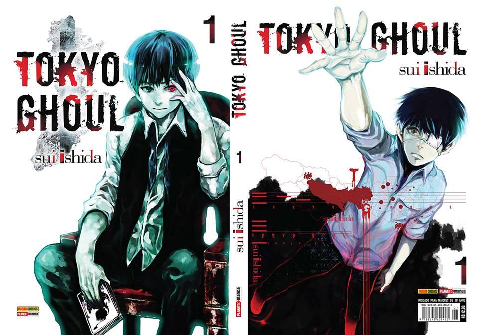 Resenha: Tokyo Ghoul – Volume 1 – Editora Panini – JBox