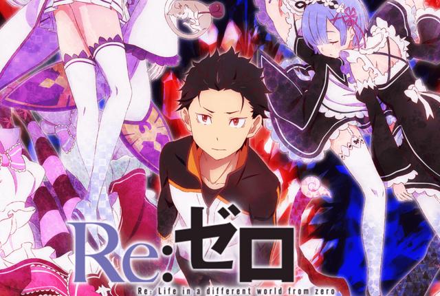Re-Zero crunchyroll