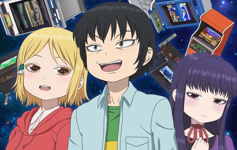 Netflix adiciona anime Hi Score Girl II fora do Japão, China em 9 de abril