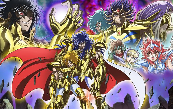 Saintia Shô: versão original contará com vozes já conhecidas para os Cavaleiros de Ouro