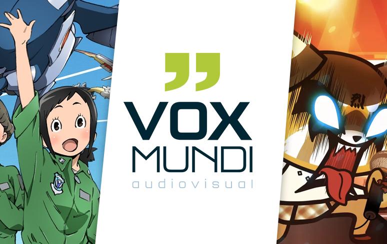 """Vox Mundi se torna estúdio de dublagem oficial para produtos """"Originais"""" da Netflix"""