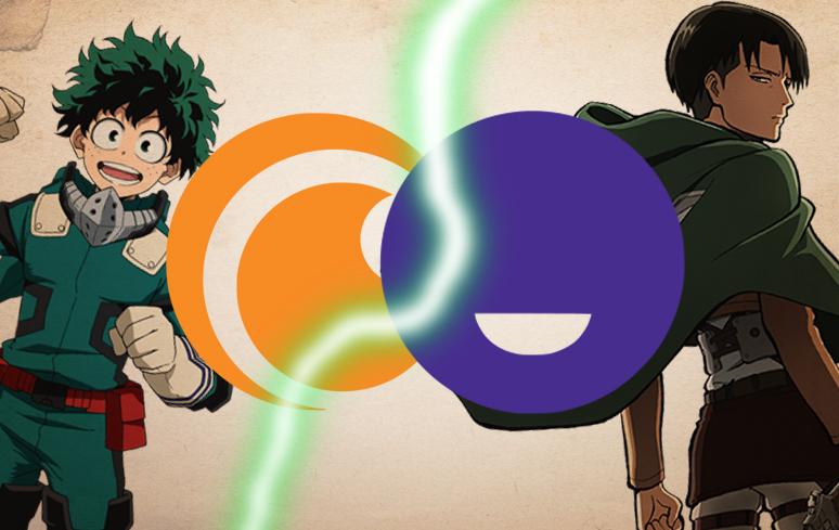 Crunchyroll e Funimation rompem parceria em novembro