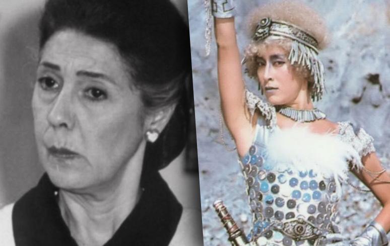 """Morre Maximira Figueiredo, a voz da Kilza em """"Jaspion"""""""