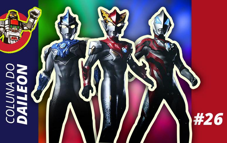 Coluna do Daileon#26 | Ultraman R/B: as aventuras dos irmãos Ultra ganham as telonas
