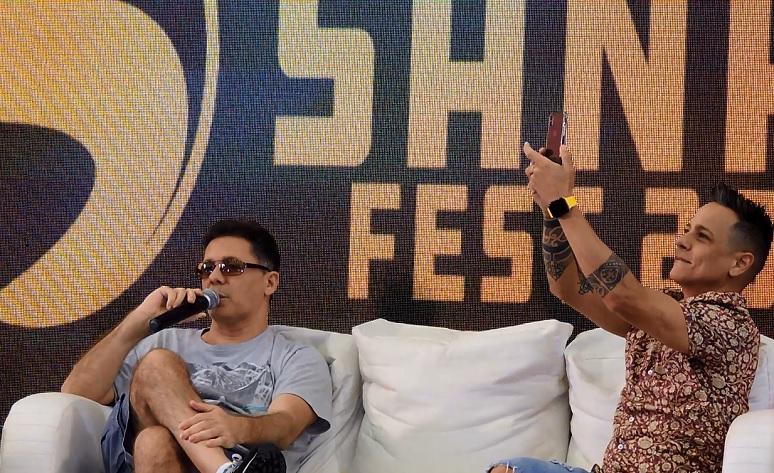 """Sana Fest 2018: como foi a palestra com os dubladores de """"Dragon Ball Super"""", Wendel Bezerra e Felipe Grinnan"""