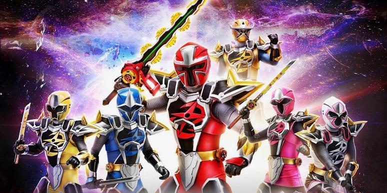 Power Rangers Super Ninja Steel estreia na Netflix