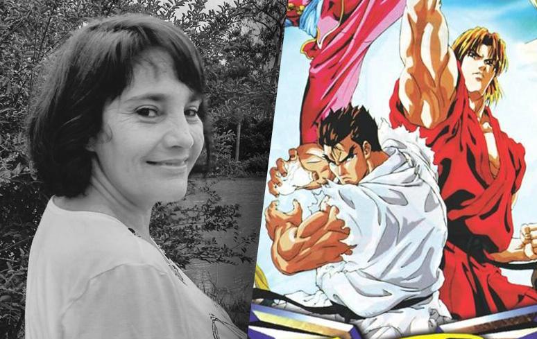 """Morre a dubladora e cantora Elisa Villon, intérprete de """"Street Fighter II"""" e """"Kaleido Star"""""""