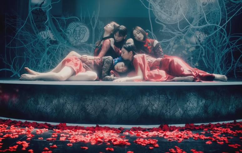 """Confira o videoclipe de """"Kurenai no Dress"""", novo single do Flower"""