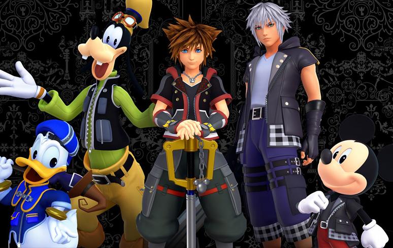 Kingdom Hearts III: mais de 5 milhões de cópias já foram vendidas