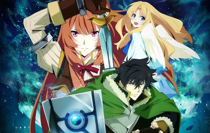 The Rising of the Shield Hero: anime chega à Crunchyroll antes da estreia oficial no Japão