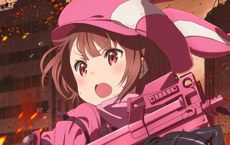 "Fevereiro na Netflix: plataforma exibirá ""Sword Art Online Alternative: Gun Gale Online"""