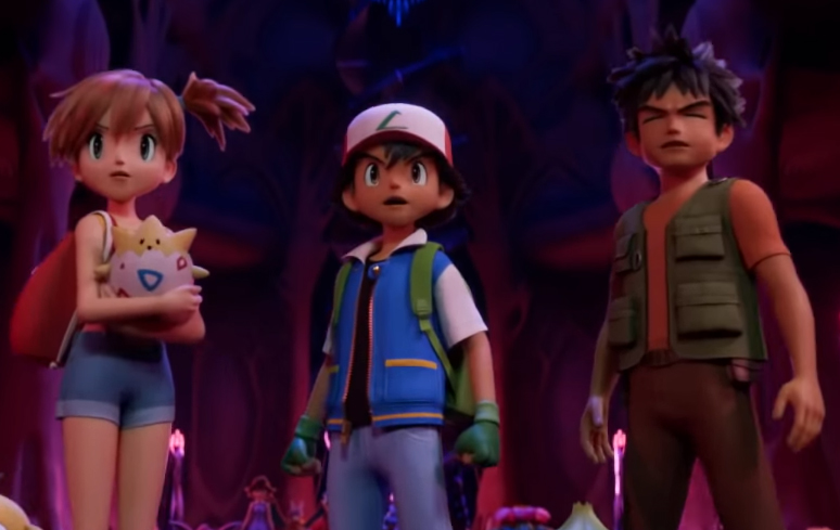 Mewtwo Strikes Back: EVOLUTION | 1º trailer completo revela visual de Ash, Misty, Brock e vários trechos do remake