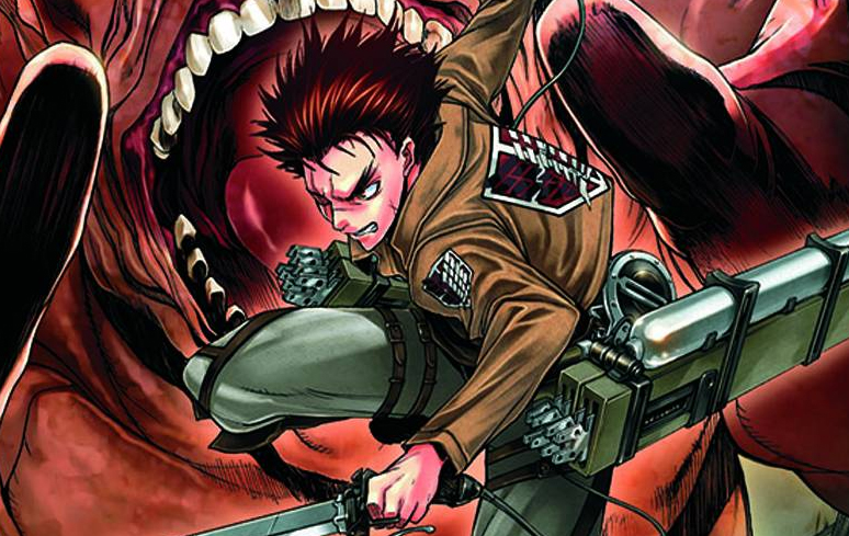 Kodansha anuncia o fim do mangá 'Ataque dos Titãs: Antes da Queda'