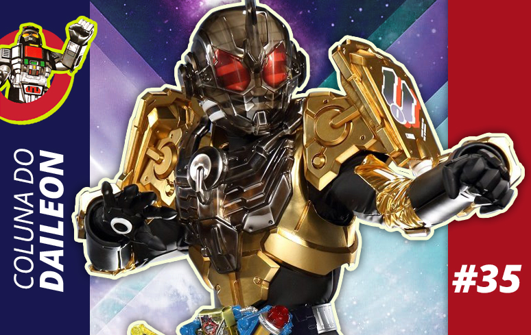 Coluna do Daileon#35 | Kamen Rider Grease protagoniza novo capítulo da saga Build NEW WORLD