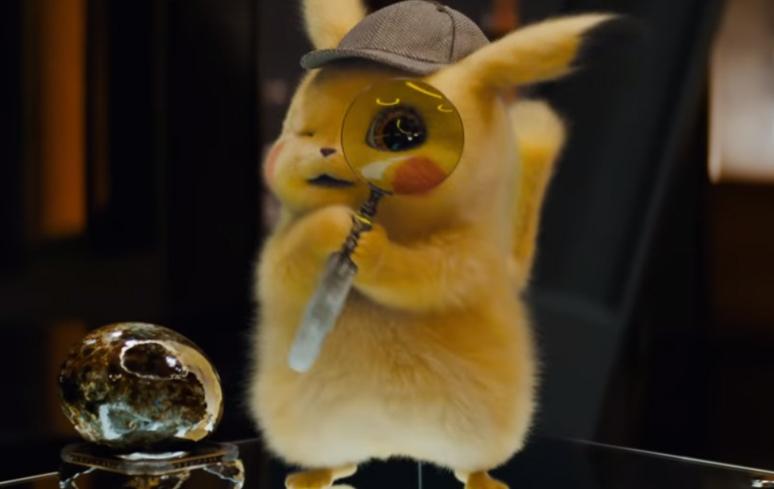Detetive Pikachu: assista ao novo trailer do filme