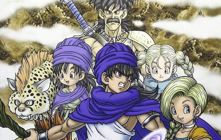 Dragon Quest V: jogo clássico da franquia será adaptado em um filme