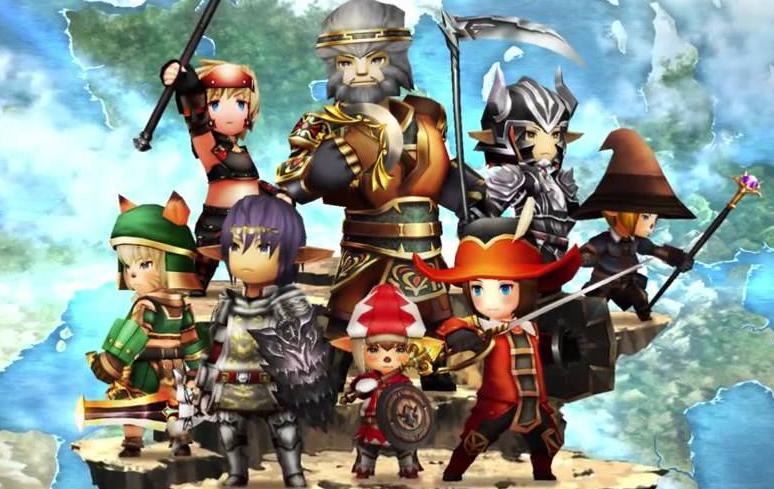 Final Fantasy Grandmasters: servidores do jogo serão fechados em abril