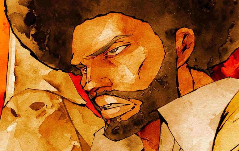Autor de 'Shaman King' e outros artistas de mangá criam artes baseadas em 'Infiltrado na Klan'