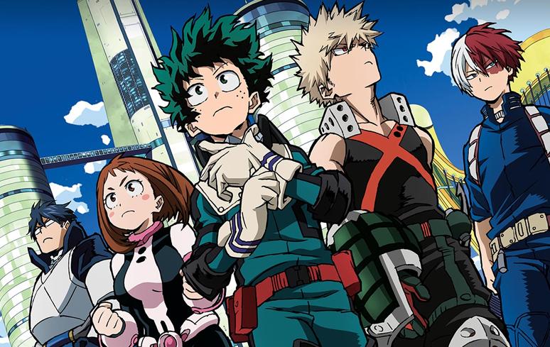 My Hero Academia: Sato Company garante negociações para dublagem do filme