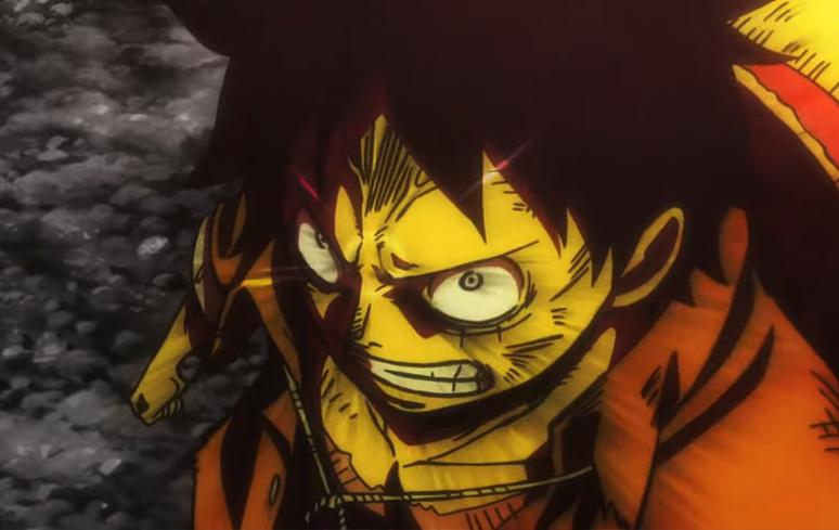 One Piece Stampede: Novos personagens são revelados em teaser do filme