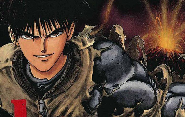 Spriggan, mangá dos anos 1990, ganhará adaptação em anime para a Netflix