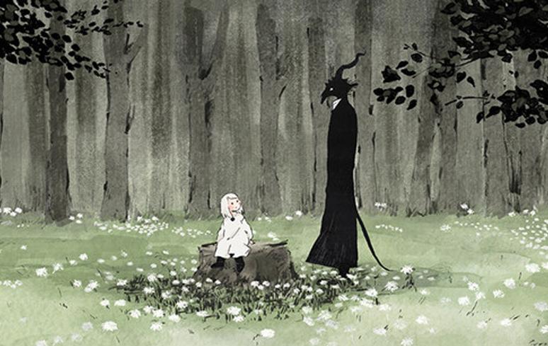 A Menina do Outro Lado: mangá ganhará curta animado pelo estúdio de 'Attack on Titan'