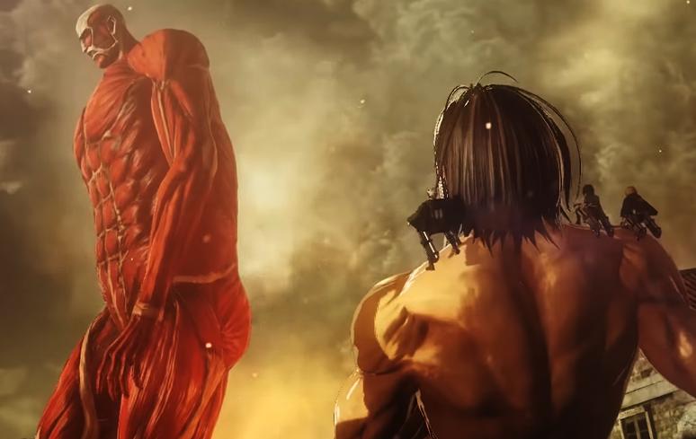 Final Battle: expansão de 'Attack on Titan 2' é anunciada para julho de 2019