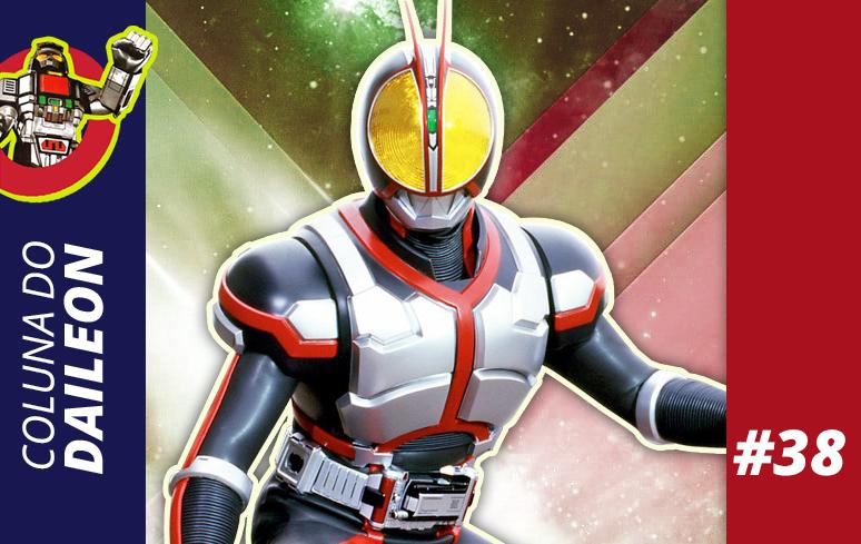 Coluna do Daileon#38 | Produtor da Toei fala sobre as dificuldades de filmagens de Kamen Rider