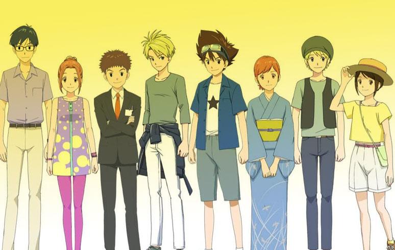 Digimon: novo filme da série ganha pôster, teaser e previsão de estreia