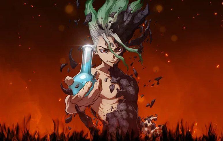 Dr. Stone: Divulgados nomes da produção e elenco de vozes do anime