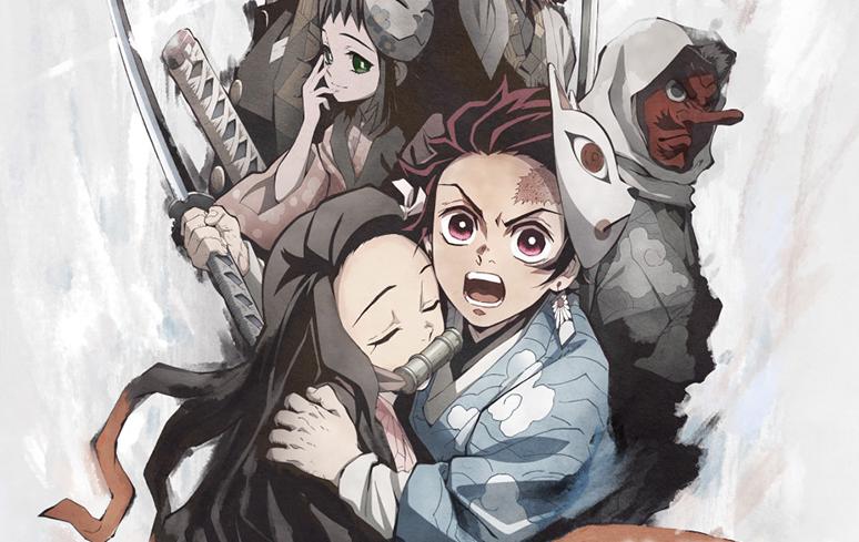 Anime 'Demon Slayer: Kimetsu no Yaiba' começa a ser exibido em abril