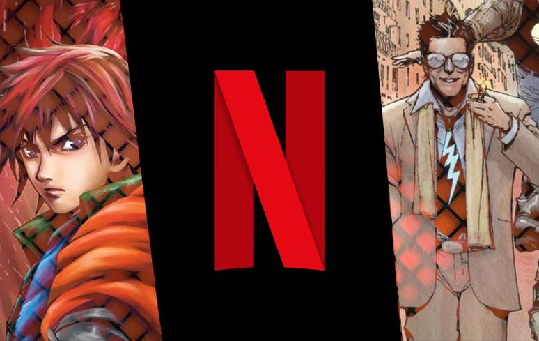 Netflix anuncia novos projetos com estúdios japoneses, incluindo anime de 'Dragon's Dogma' e de HQ da Marvel