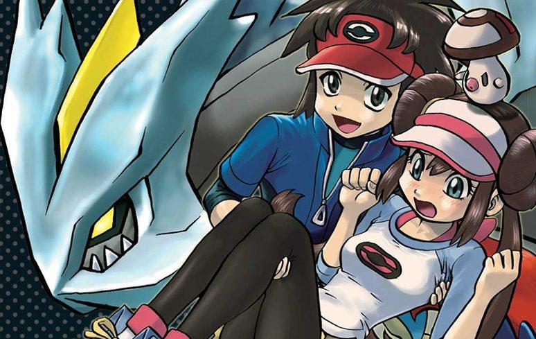 Mangá de 'Pokémon Adventures: Black 2 & White 2' retoma após 1 ano de hiato