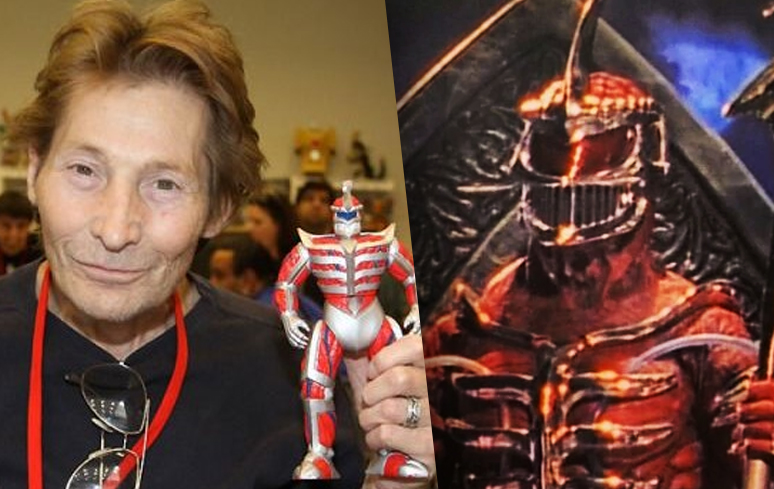 Morre Robert Axelrod, a voz original de Lord Zedd em 'Power Rangers'