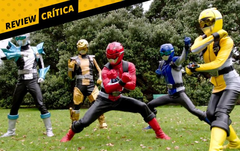 Crítica   Power Rangers: Morfagem Feroz (1ª temporada)