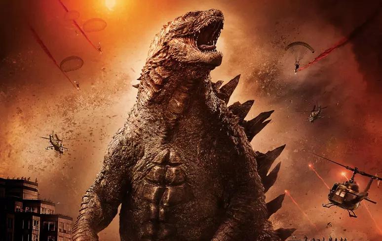 Godzilla: filme de 2014 já está disponível na Netflix – JBox